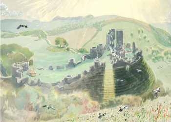 High Sun, Corfe Castle